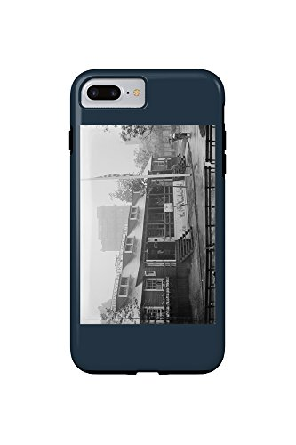 YMCA Building in Bryant Park NYC Photo (iPhone 7 Plus Cell Phone Case, - 7 Bryant Park