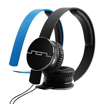 SOL REPUBLIC Tracks V8 On-Ear Headphones - Blue