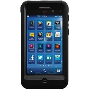 OtterBox Defender Series - Carcasa de silicona para Blackberry Z10, color negro