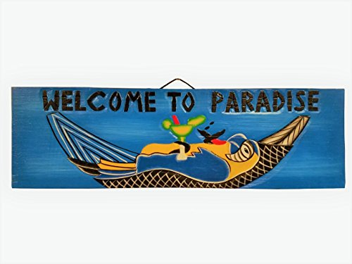 Hut Paradise Tiki - 22.5