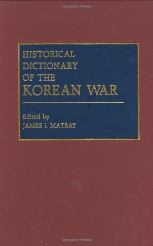Download Historical Dictionary of the Korean War Pdf