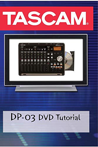 (Tascam DP-03 Digital Portastudio DVD Video Training Tutorial Help)