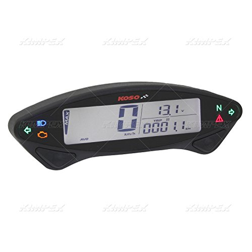 Koso North America DB EX-02 Speedometer BA048001