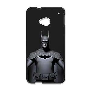 Custom Batman Desgin High Quality TPU Case Cover Unique Durable Hard Plastic Case Cover for HTC M7