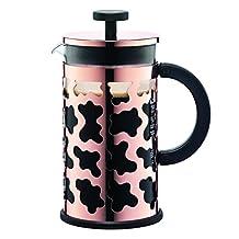 Bodum 8 Cup Sereno Coffee Maker, 34-Ounce, Copper