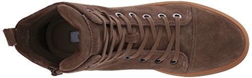 Steve Madden Heren Ormisten Fashion Sneaker Khaki Suède
