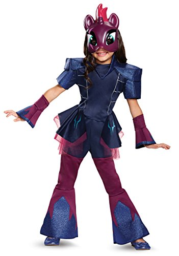 Divine Halloween Costume (Tempest Movie Deluxe Costume, Purple, Medium (7-8))