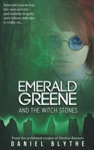 book cover of Emerald Greene and the Witch Stones
