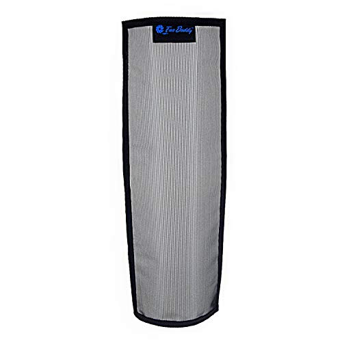 PollenTec Tower Fan Air Filter – Effective Filtering Screen for Pollen, Dust, Mold Spores and Pet Dander – Reusable Washable Design – Compatible with Model BTF4002 Bionaire Ultra Slim – Made in USA