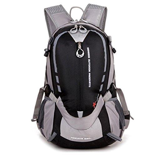Rucksack Von ZAIYI Wasserdichte Outdoor-Klettertasche Schultern Weiblich Zu Männlich Sport Reiten Rucksack,G D