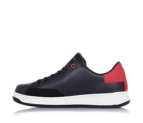 Tommy Hilfiger Zero Jr 5C Midnight Synthetic Sneakers Midnight