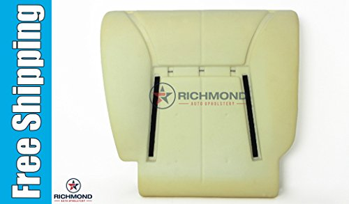 Richmond Auto Upholstery 1998 Dodge Ram 3500 SLT Laramie - Replacement Seat Foam Cushion: Driver Bottom