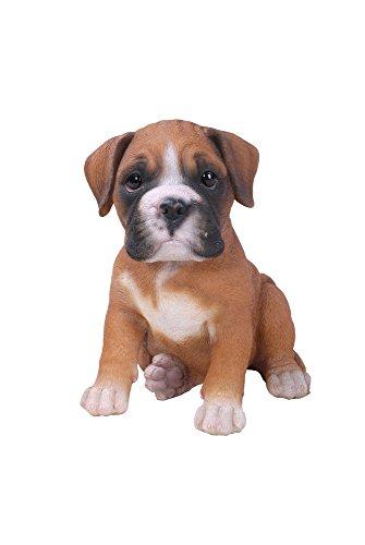 (Hi-Line Gift Ltd Boxer Puppy Statue)
