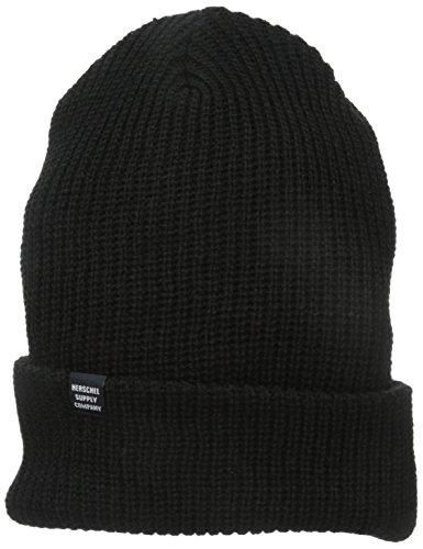 herschel-supply-co-mens-quartz-knit-beanie-black-one-size