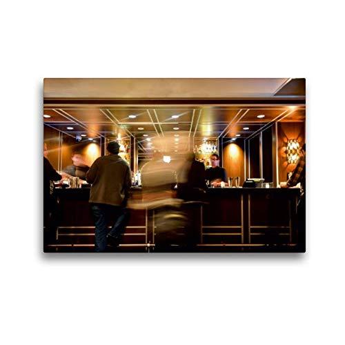 CALVENDO Lifestyle Toile Murale en Textile de qualité supérieure 45 x 30 cm