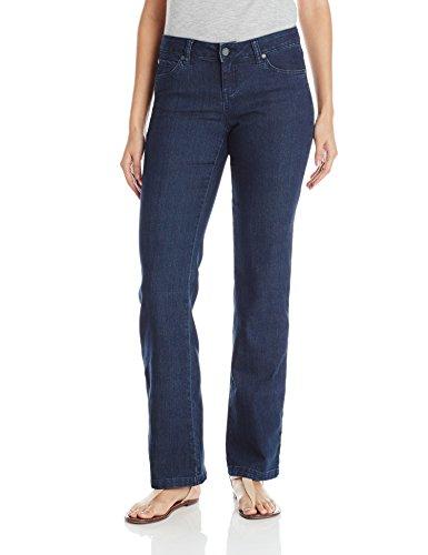 (prAna Women's Jada Jean Organic Reg Inseam Pant, Indigo, Size 6)