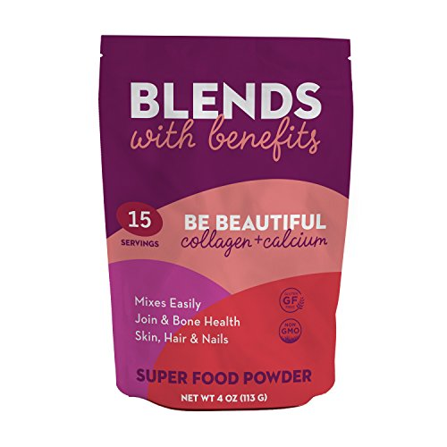 Blends with Benefits, Be Beautiful (Collagen and Calcium), 4 oz