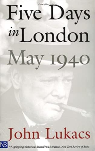 Image result for john lukacs winston churchill