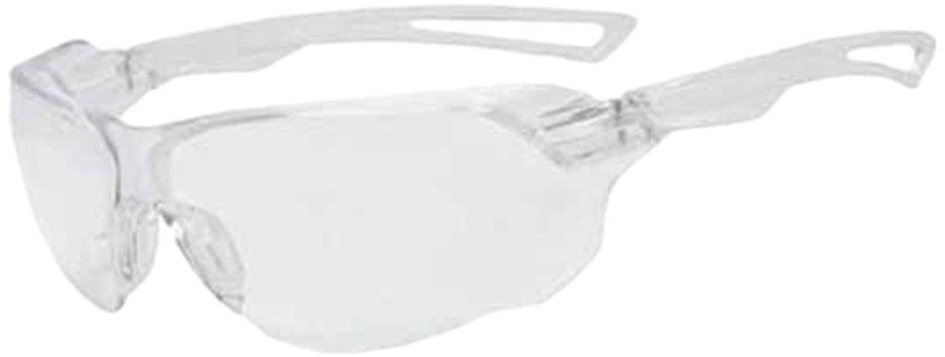 TRUSCO 二眼型安全メガネ(スポーツタイプ)レンズ透明