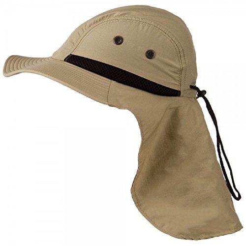 bc40f324f18 L M Sun Hat Headwear Extreme Condition - UPF 45+ (Khaki)