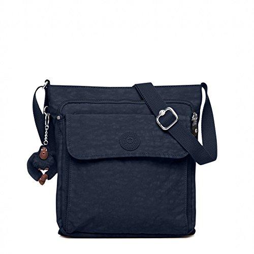 Kipling Machida Black Tonal Crossbody Bag, True Blue t