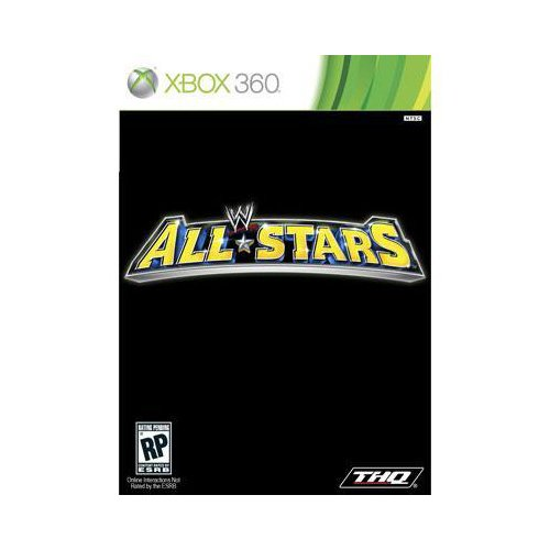 New Thq Wwe All Stars Fighting Game Complete Product Stan...