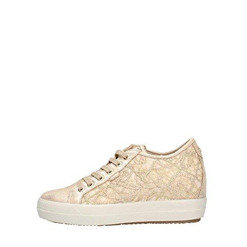 Donna Sneakers amp;co Igi Da Zeppa Interna Passeggio Oro Scarpa qR4RxfwzH1