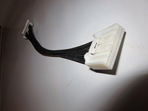 28-pin Head Unit Wiring Harness ()