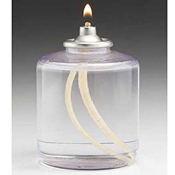 50 Hour Disposable Liquid Paraffin Candle Lamps