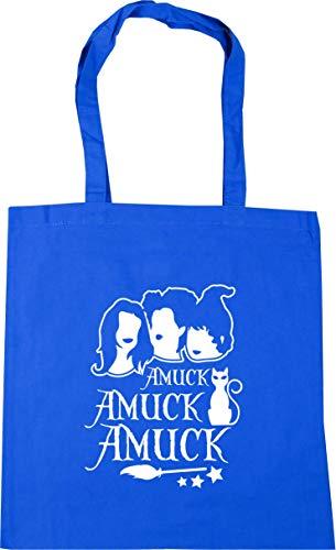 litres Amuck x38cm 10 Gym Blue Beach Shopping HippoWarehouse Cornflower Bag Amuck 42cm AmuckTote Hx6vqn5ZnR