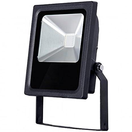 Solairpratique-Proyector con luz LED RGB RF w 20, modelo ...