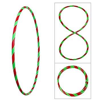 Cerceau Hula Hoop color/é pliable /Ø90//95//100cm
