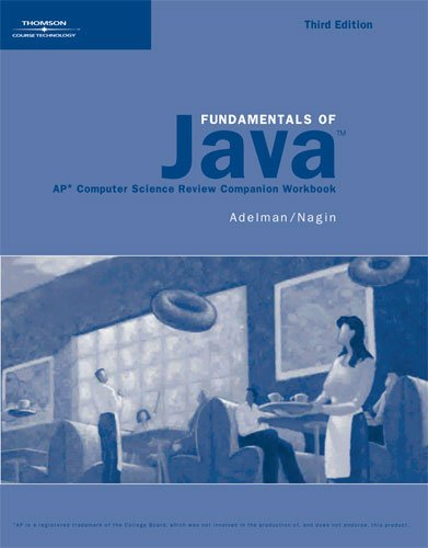 (Activities Workbook for Lambert/Osborne's Fundamentals of Java: AP* Computer Science Essentials for the A & AB Exam, 3rd)