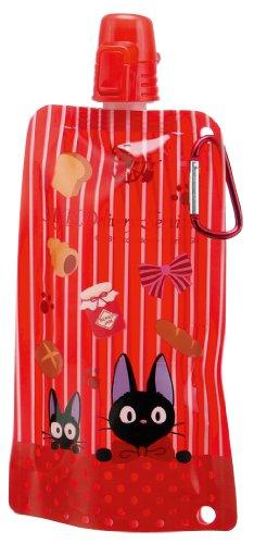 Kiki's Delivery Service Design Foldable Water Bottle Bag (Volume: 500ml) by Skater
