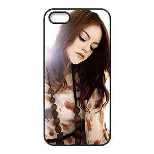 Emma Stoun Aktrisa Design Pesonalized Creative Phone Case For Iphone 5S