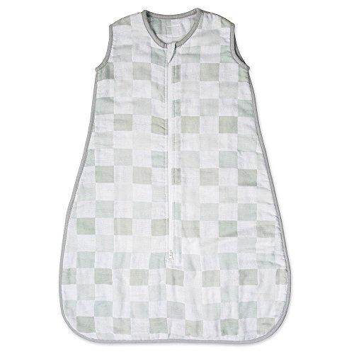 lulujo Luxe Sleep Sack White