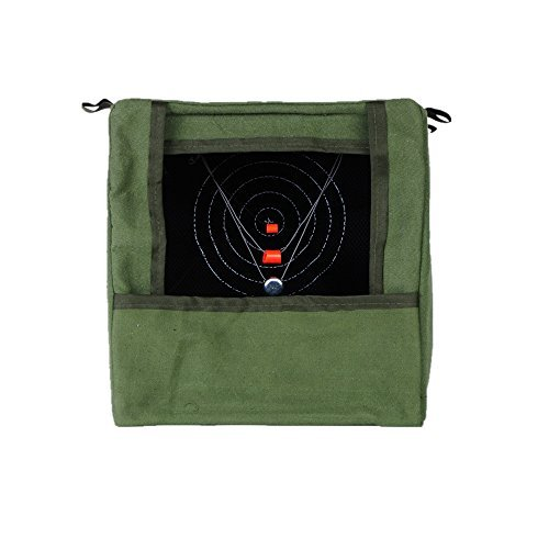 Smarty TB-1Hunting Ground Sound-proof Airsoft Shooting Target Box Slingshot Portable Target Case Bag from Smarty