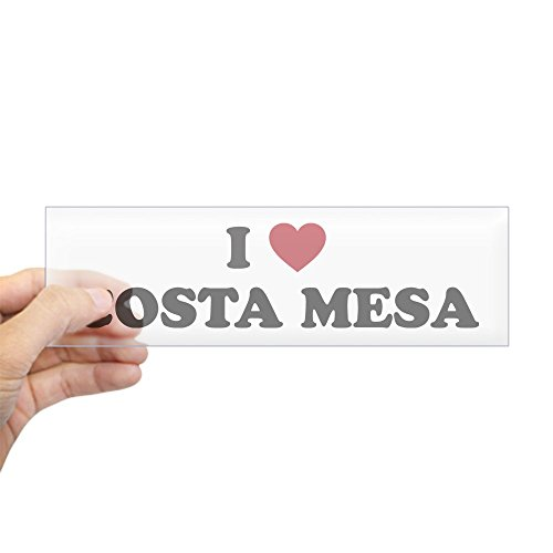 CafePress I Love Costa Mesa 10