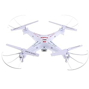 Syma X5C-1 Explorers 2.4Ghz 4CH 6-Axis Gyro RC Quadcopter Drone...