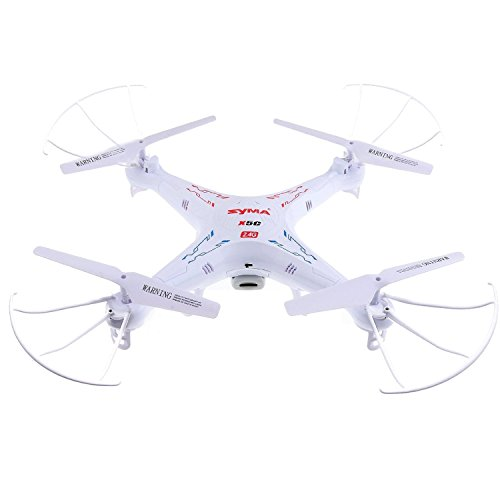 Syma X5C-1 Explorers 2.4Ghz 4CH 6-Axis Gyro RC Quadcopter Drone with Camera from Cheerwing