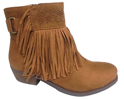 Country Ankle Boots - 1
