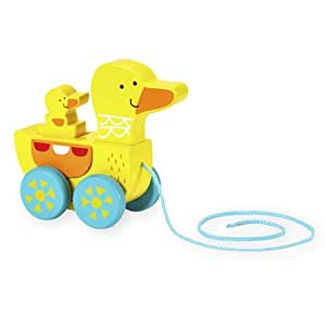Imaginarium Discovery Wooden Duck Pull Toy