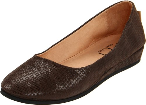 Suede Wedge Women's NY Printed French Brown FS Zeppa Sole WvRq77AXH8