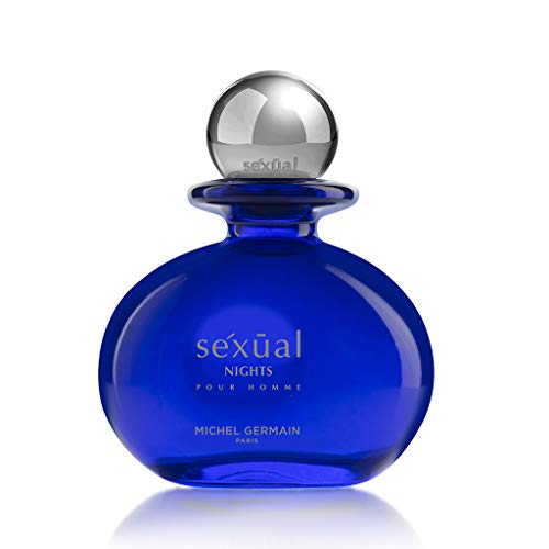 Michel Germain Sexual Nights Eau de Toilette Spray for Men, 2.5 Fl Oz