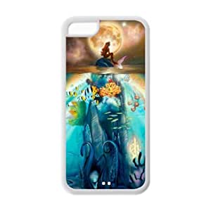 CSKFUDesign Classical The Little Mermaid Best TPU Back Protective Case for iphone 6 4.7 inch iphone 6 4.7 inch