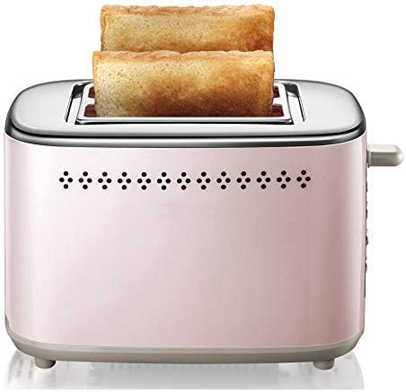XYSQWZ Quickly Toaster 2 Slice Stainless Steel Evenly with 7 Browning and Removable Crumb Tray Defrost/reheat/Cancel Function