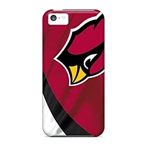 Iphone High Quality Tpu Case/ Arizona Cardinals DWl2870wIkM Case Cover For Iphone 5c