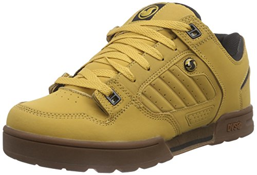 DVS Men's Militia Snow-M, Tan Nubuck, 11 M US