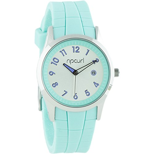 Rip Curl Women's Quartz Stainless Steel and Silicone Sport Watch, Color:Green (Model: A2915G-MIN) by Rip Curl