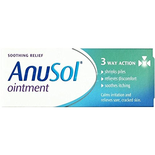 Anusol Haemorrhoids (Piles) Treatment Ointment - 25g